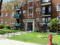 NDG 3½, next to Mtl-West train station. FREE PARKING