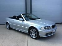 2002 BMW 3 Series 3.0 330Ci 2dr