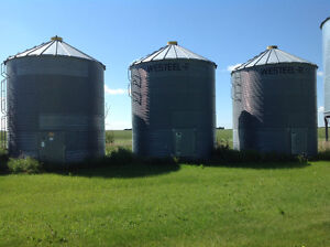 Grain Bins - Westeel