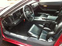 1989 Chevrolet Corvette Full Coupé (2 portes)