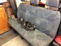 Ford Transit Triple Seat