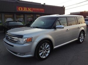Ford Flex LIMITED AWD 7 PASSAGERS DVD 2011