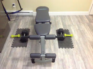 Bench press  Competitor