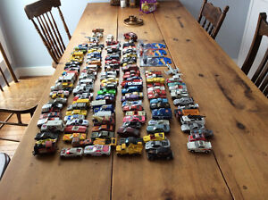 140 +  dinky cars, trucks and planes + free gift