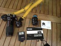Camera Ricoh XR500 Auto