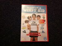 diary of a wimpy kid dvd 2
