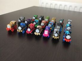 20 Thomas& Friends Minis - All in excellent condition