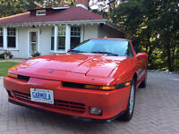 1990 Toyota Supra, Try your Trade