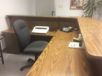 OFFICE FURNITURE - EVERYTHING MUST GO!!! GREAT DEALS