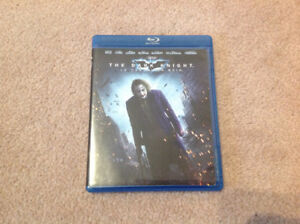 Dark Knight - BluRay - Lightly used & in good condition.