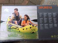 Explorer k2 canoe