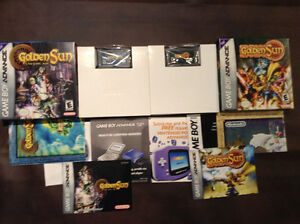 Golden Sun GBA Lot CIB Peterborough Peterborough Area image 2