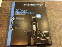 Babyliss men's grooming set