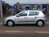 Vauxhall/Opel Astra 1.8i 16v ( a/c ) auto 2005MY Life 12 months mot only 74,000