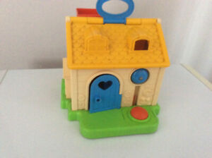 jouets fisher price (anciens)