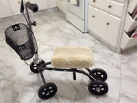Knee Scooter for sale for $250.