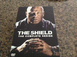 THE SHIELD COMPLETE SERIES- SEASONS 1-7
