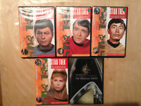 STAR TREK - Série originale.  5 DVD, 12 épisodes.