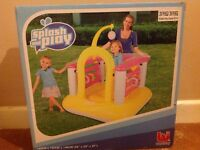 Brand new inflatable kids play centre / bouncy castle