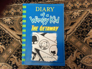 Diary of a Wimpy Kid - The Getaway - New softcover