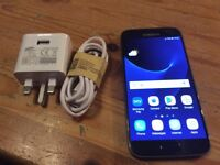 Samsung galaxy s7,g930 sim free in new like condition