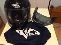 Vega motorcycle helmet for sale