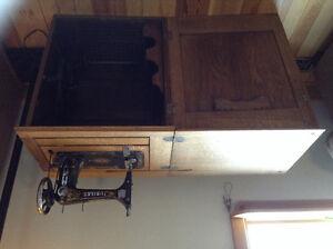 Antique Jubilee treadle sewing machine