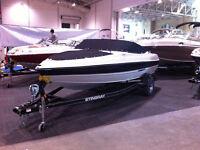 2015 Stingray 180RX bowrider