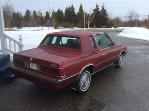 Dodge 600 1986  Mopar