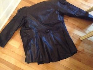 leather & swede jackets & coats West Island Greater Montréal image 4
