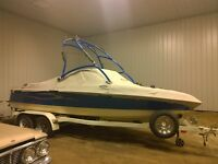 MUST SELL:2005 tige Wakeboard/Surfing Boat 26,000 obo