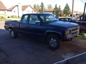 For sale 1994 Chevy 2500 4x4