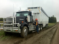 Seeking two newly licensed class 1 drivers - Sussex, NB