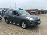 Drive Away Today Peugeot 4007 SE 4x4 7 Seater Estate Manual 2008