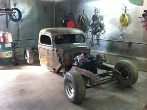 Ford Rat Rod