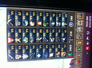 Maxed combat Runescape account