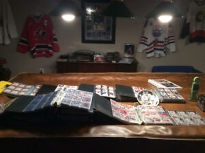 Hockey Card Collection 1990-2001-Baseball 1990