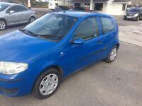 Fiat punto 1.2 petrol 2004 full mot