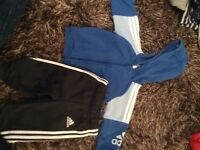 3-6 month old adidas tracksuit
