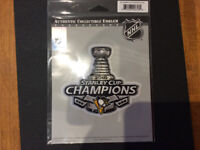 2016 Stanley Cup Champions Authentic Collectable Emblem