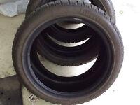 Pirelli sottozero d'hiver 225/45r17