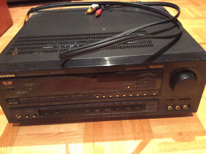 PIONEER audio video stereo receiver VSX-D702S -