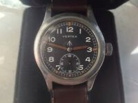 Vertex WWW military watch 1945- all original including strap?