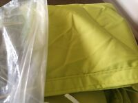 Kookaburra lime 4.2m x 4.2m x 6m Right Angle Triangle Waterproof sail shade