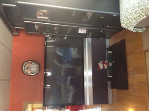 65 inch older big screen tv with option to buy wal unit