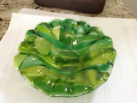 Glass Fusing Workshops: Jewelry or Bowls