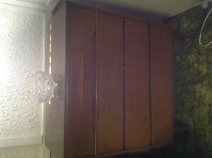 Solid wood dressers for sale.