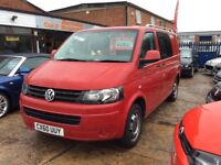 Delivery Available Stunning Low Mileage VW Transporter T5 T28 2010 SWB VGC