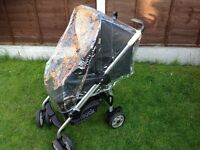 HAUK Stroller with RainCover
