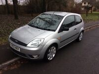 2003 Ford Fiesta 1.6 Zetec-ideal first car-June 2017 mot-great value